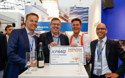KPMG to sign strategic partnership with Global PropTech
