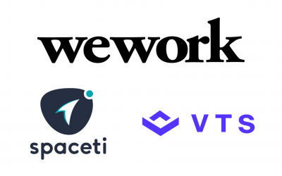 WeWork, Spaceti, and VTS become member of the Global PropTech platform