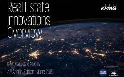 Fourth edition of Real Estate Innovations Overview (KPMG)