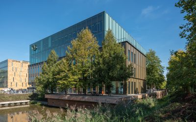 EDGE Headquarters world's first to receive highest Certification for Wellbeing