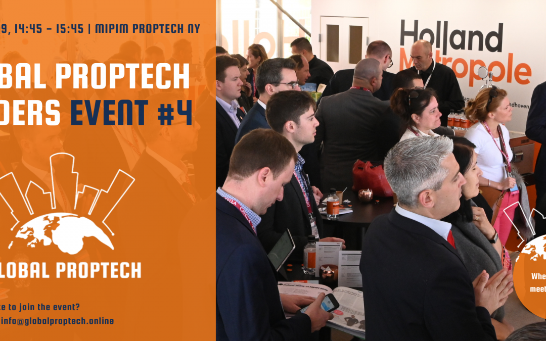 Global PropTech Leaders #4 (New York)
