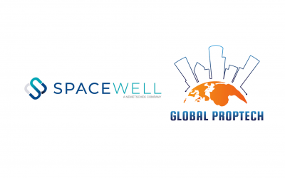 Global PropTech welcomes SPACEWELL as new member!