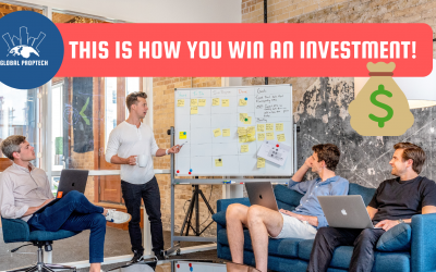 Everything you need to know about winning an investment as a start-up or scale-up!